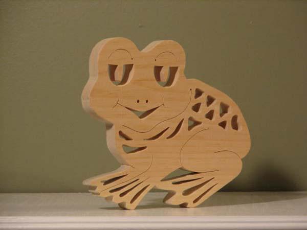Frog Trivet or deocoration